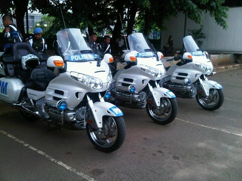 Bapak Polisi Militer
